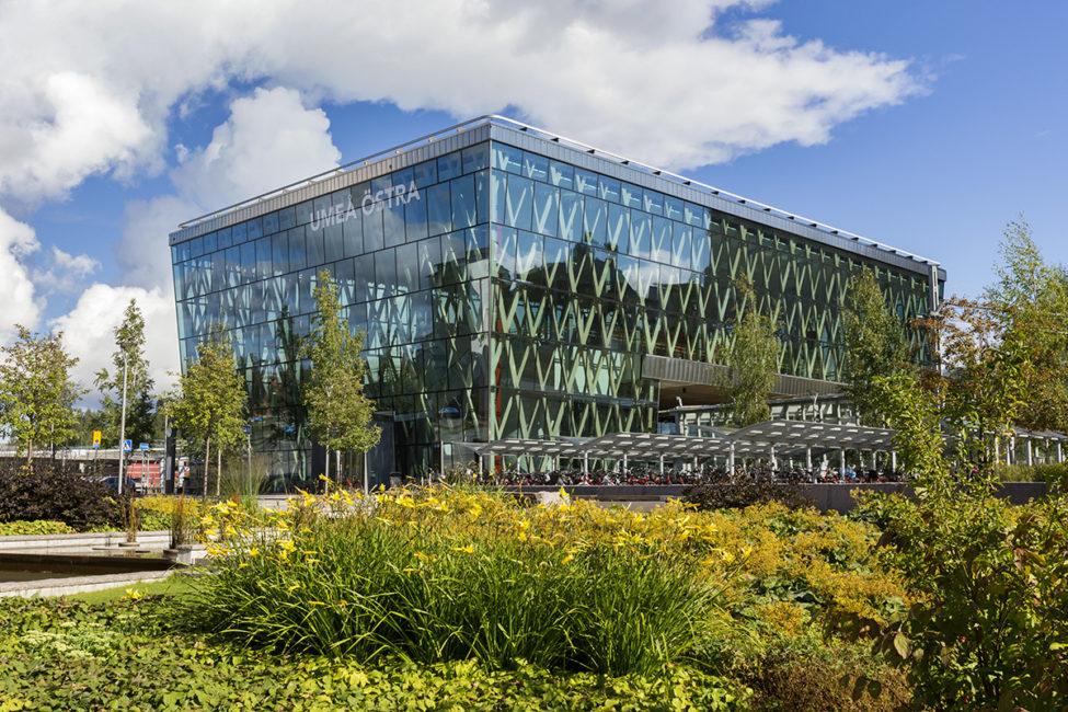 Resecentrum Umeå Östra i Umeå
